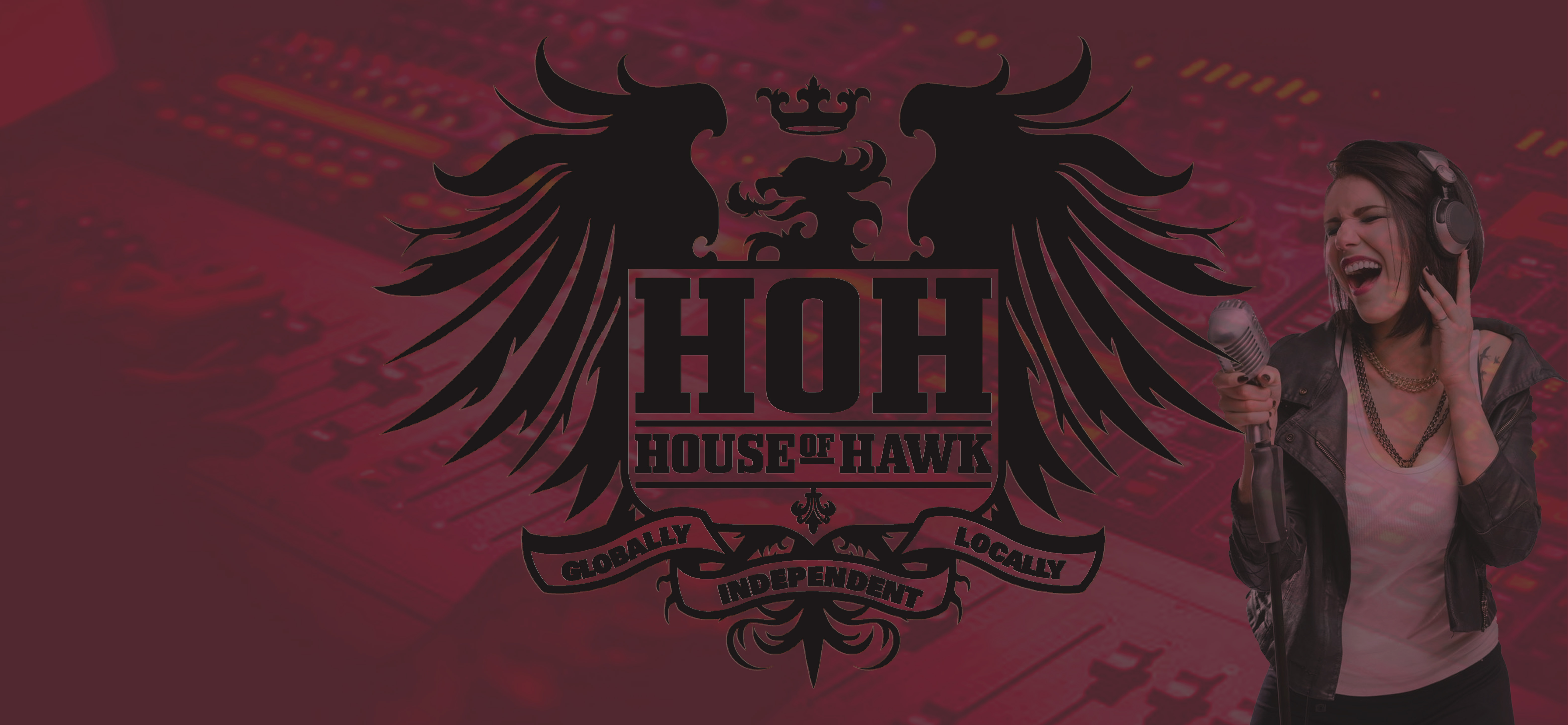 House of Hawke Musician Promotion